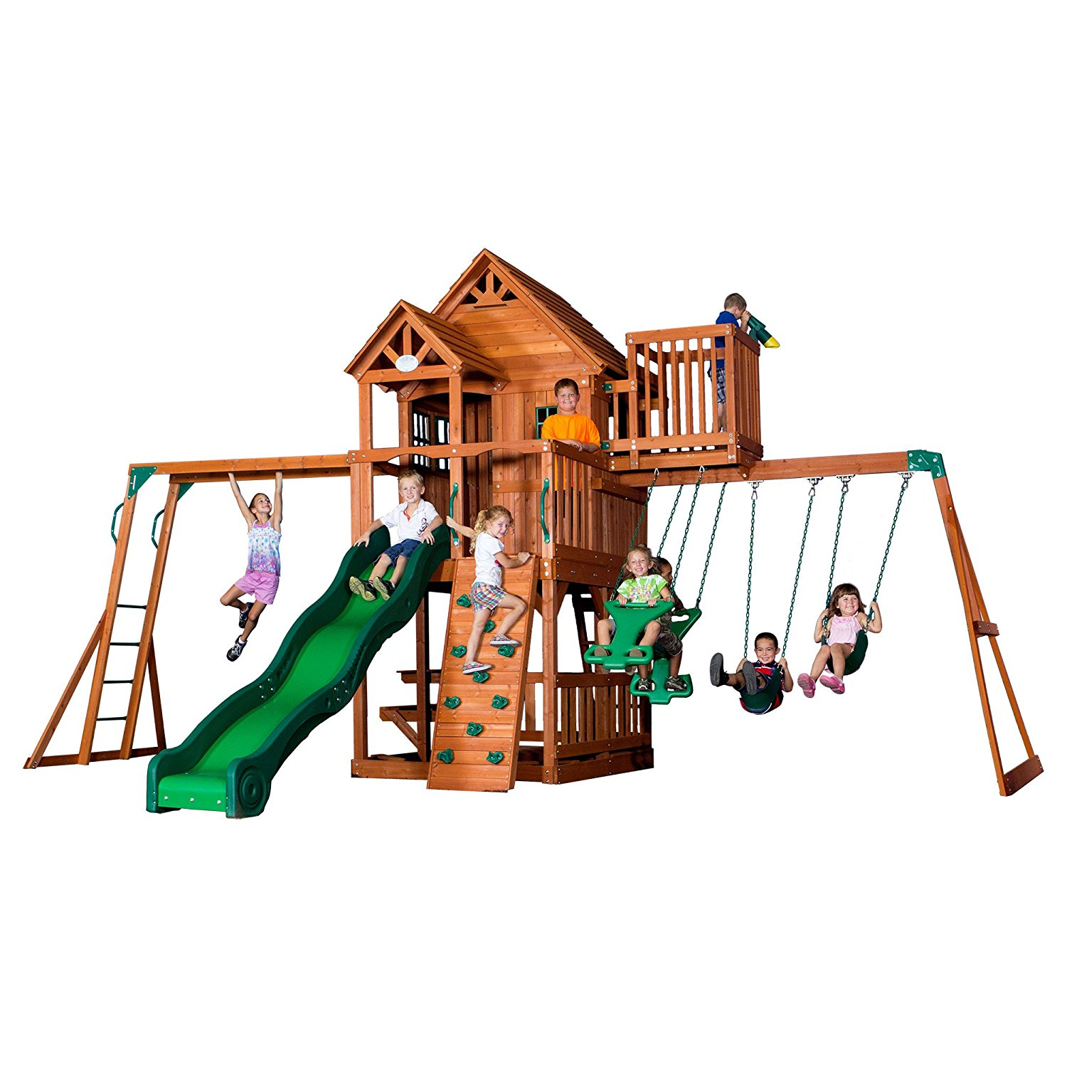 Backyard Playset Reviews the top 5 best backyard playsets for children of all ages