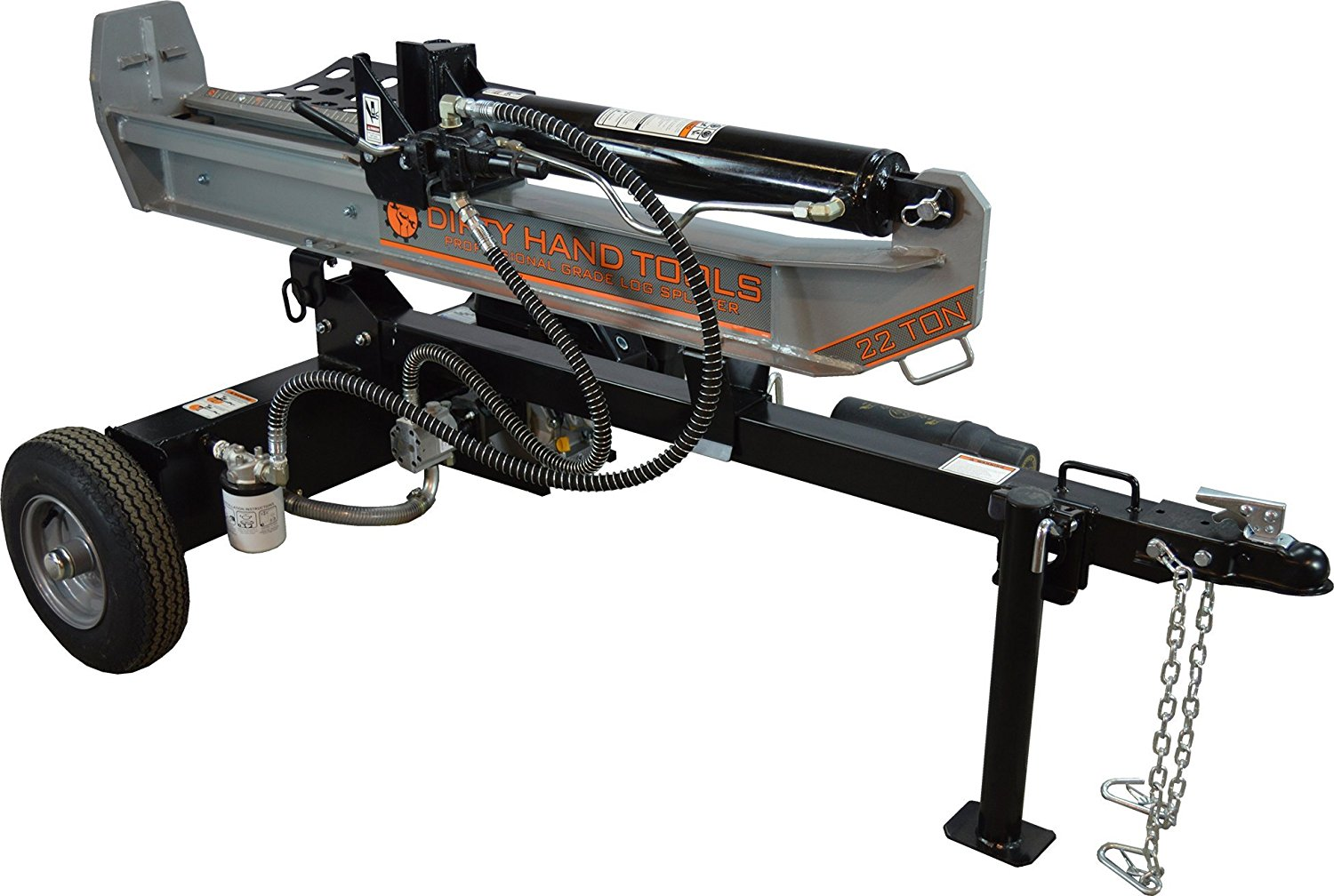 Top 5 Best Log Splitters For Easy Cutting