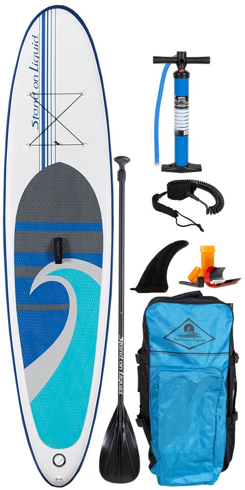 The 5 Best Inflatable Stand Up Paddle board
