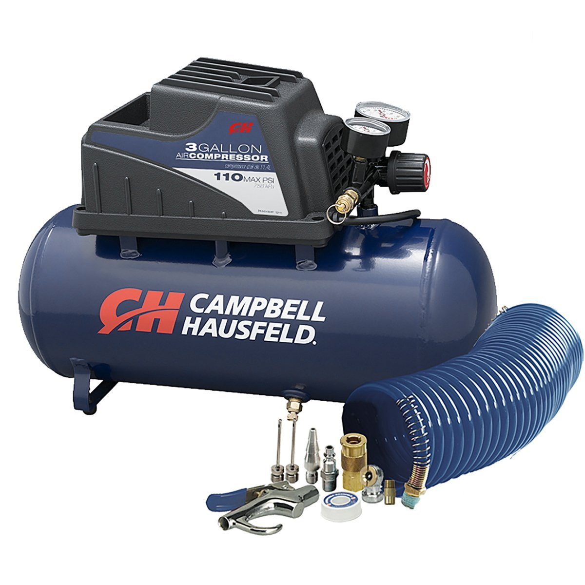 Top 5 Options for the Best Portable Air Compressor