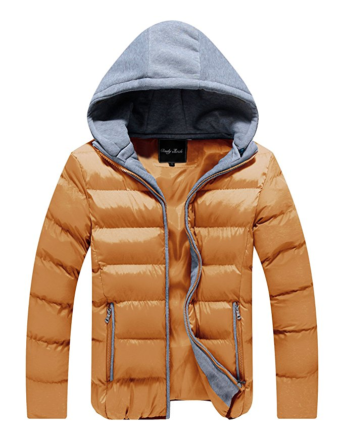 Top 5 Warmest Winter Coats for Men